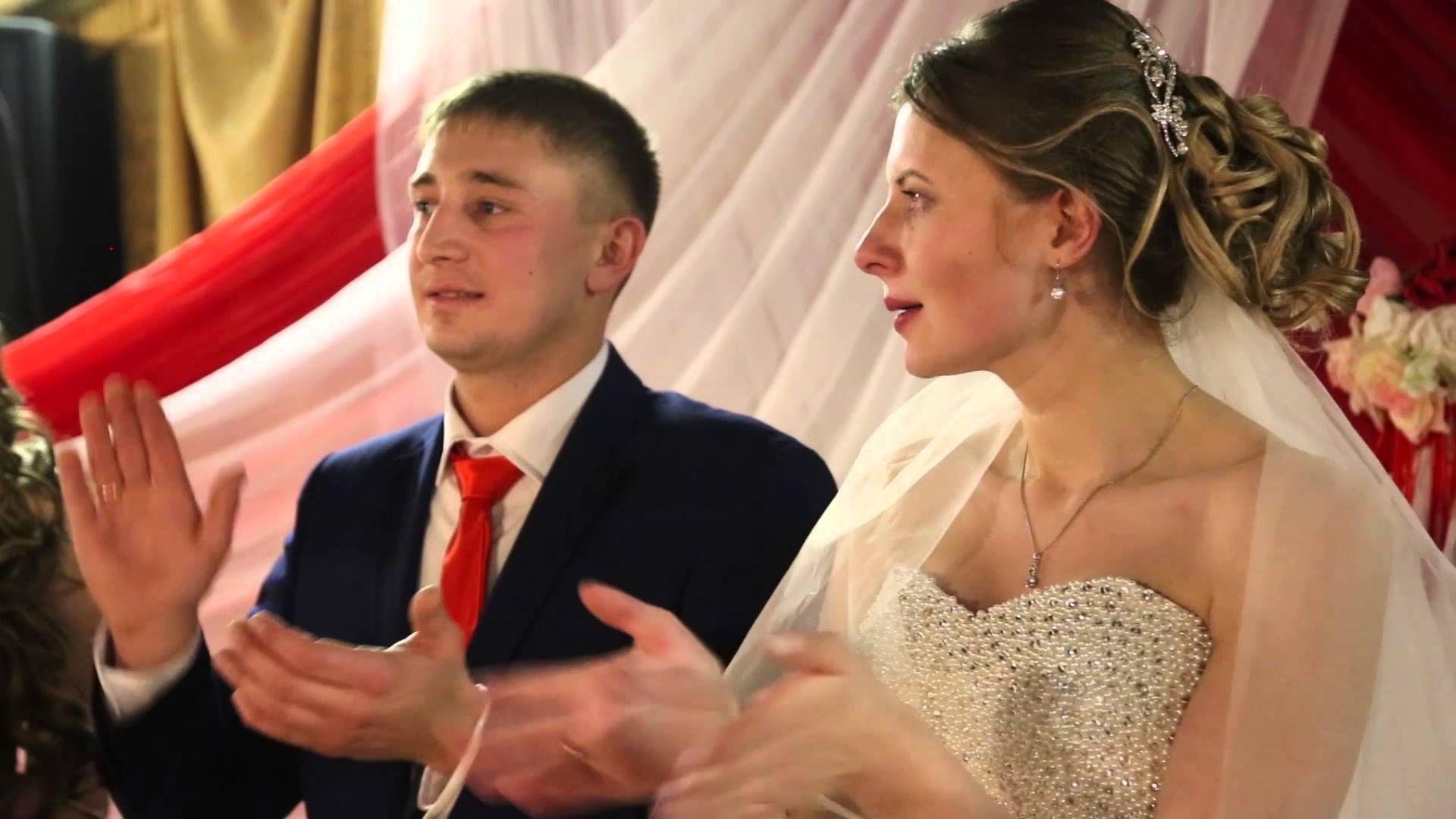 трогательное напутствие дочери на свадьбу