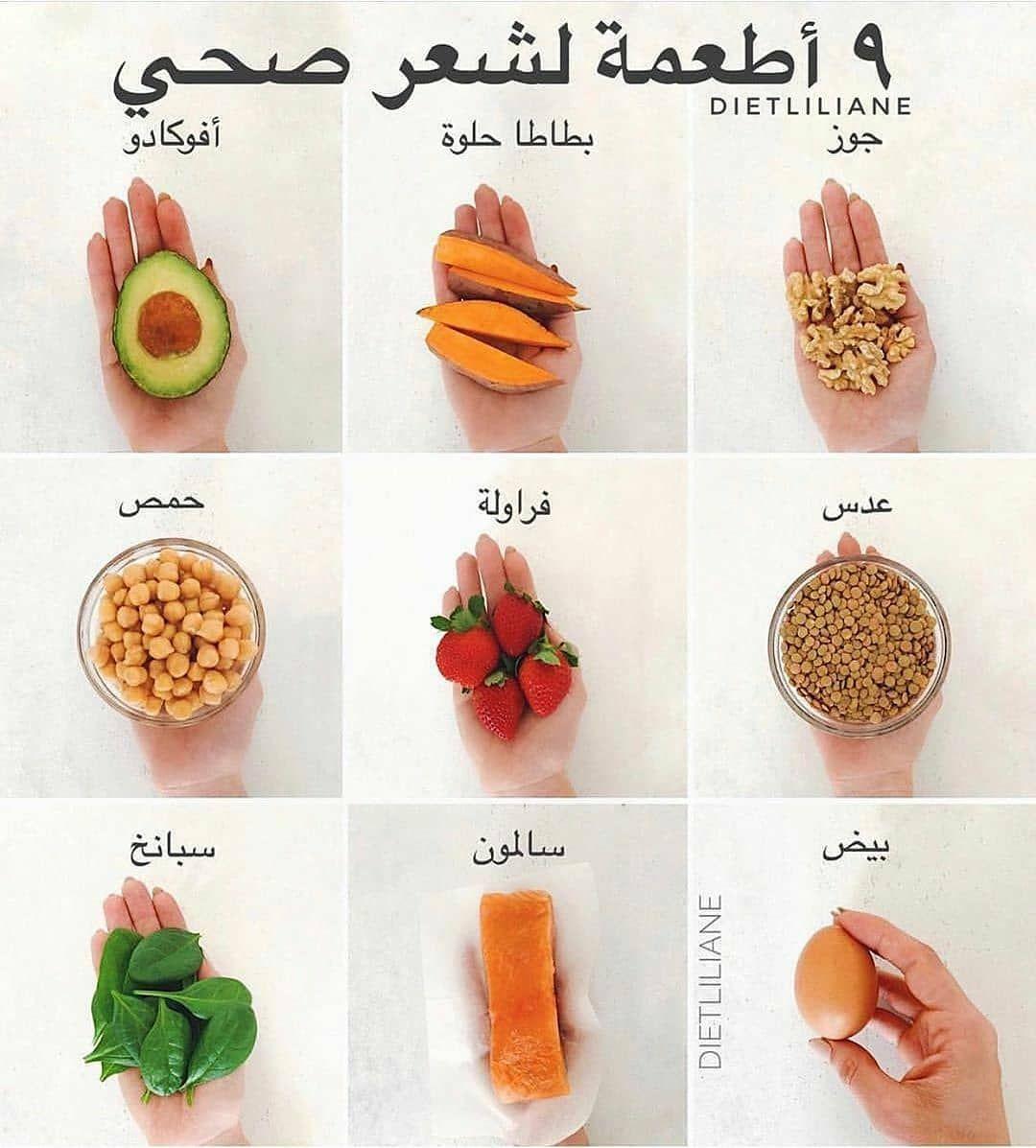 اذا عجبك الموضوع اثبت وجودك بإعجاب شارك الموضوع مع صديق للاستفادة للمزيد تابعن Helthy Food Health Routine Nutrition Tips
