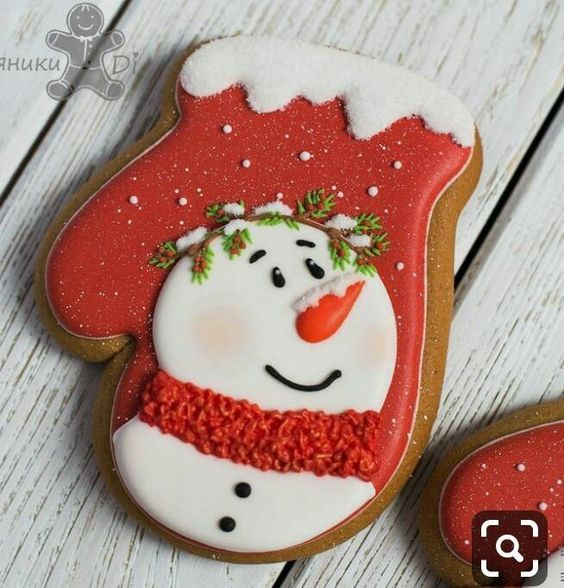 Photo of 100 Christmas Cookies Decorations That Are Almost Too Pretty To Be Eaten – Hike n Dip