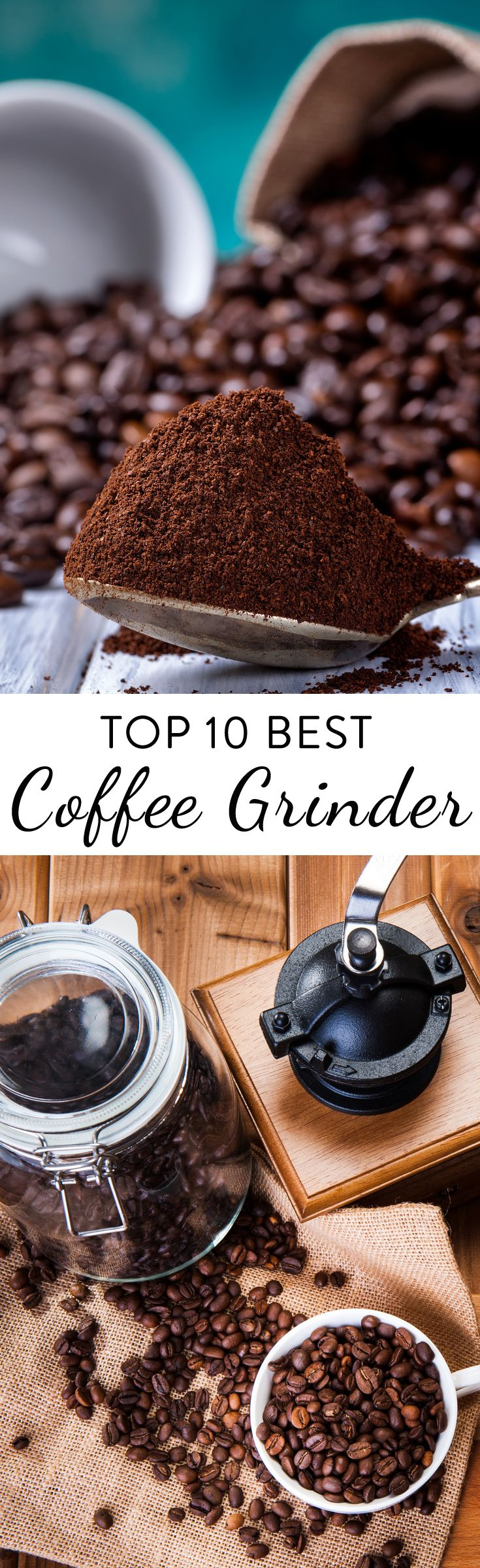 The 10 Best Coffee Grinders Best coffee grinder, Coffee