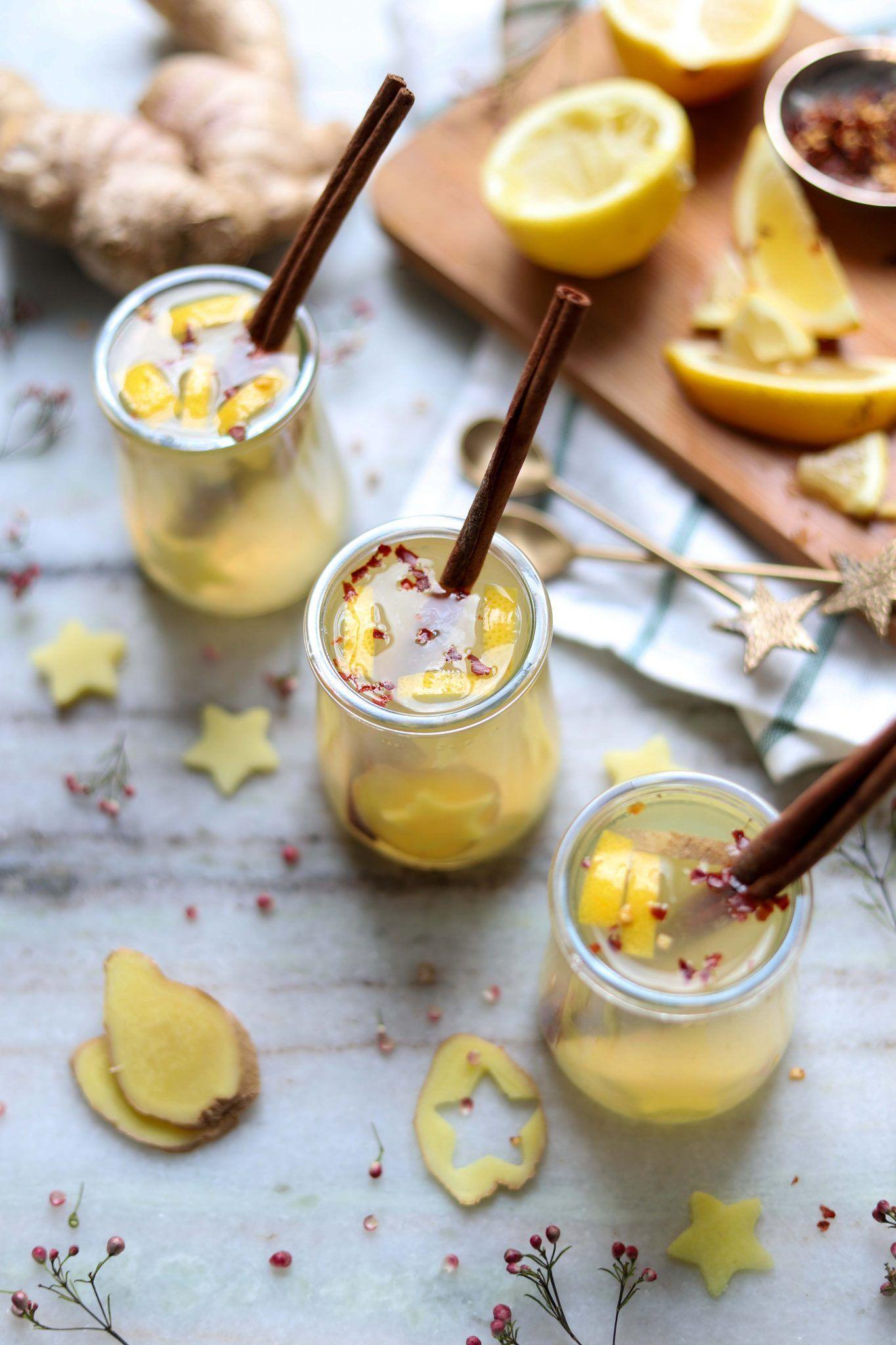 Morning Metabolism Boost Drink Recipe Boost drink