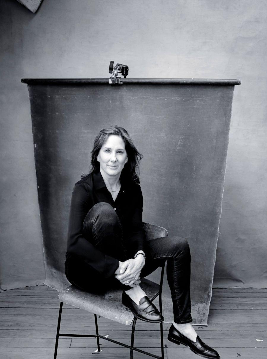Kathleen KennedyCalendrier Pirelli 2016