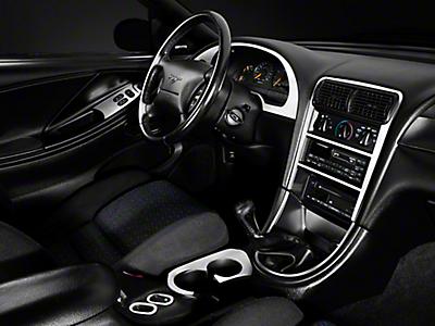Interior Styling Mustang Interior New Edge Mustang Mustang