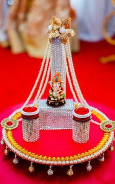 Image Result For Indian Engagement Tray Decoration Ideas Wedding