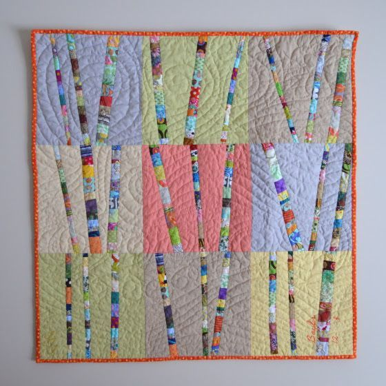 Birch Trees Quilt Quilts Pinterest Tree Quilt Tree Quilt Pattern Quilts