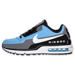 wholesale dealer 4098f 938cd Men s Nike Air Max LTD Running Shoes FinishLine.com University Blue White  ...