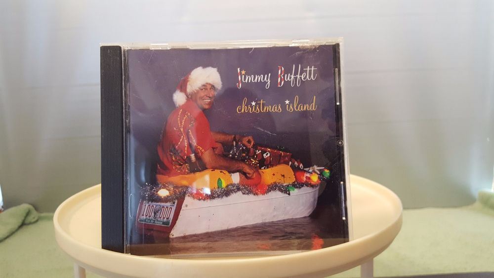 Christmas Island, Jimmy Buffett, CD 1996, Sailor\'s, Alabama, Mele ...