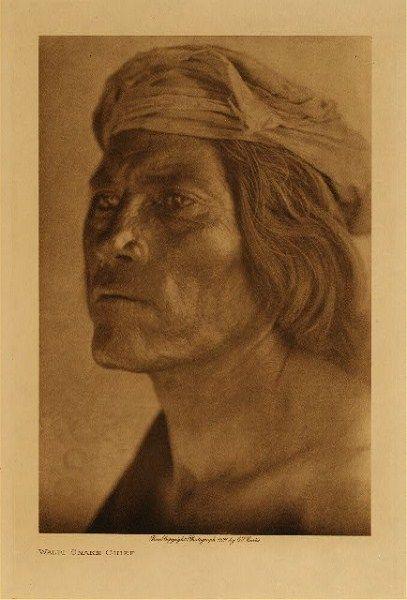 Walpi Snake Chief [Hopi village, Arizona]