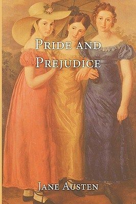"""Pride and Prejudice by Jane Austen, Wingspan Classics, 2010. Cover: """"Three Young Ladies of Winterhur"""" by David Sulzer, 1822. This portrait also appears on the 2001 edition from Giunti Gruppo Editoriale, Florence, Italy."""