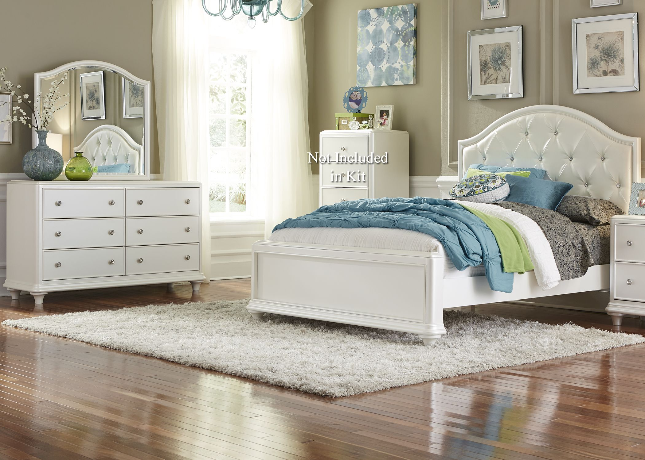 Stardust Bedroom Group By Liberty Furniture At Hudson S Furniture Liberty Furniture Bedroom Design Luxury Bedroom Furniture