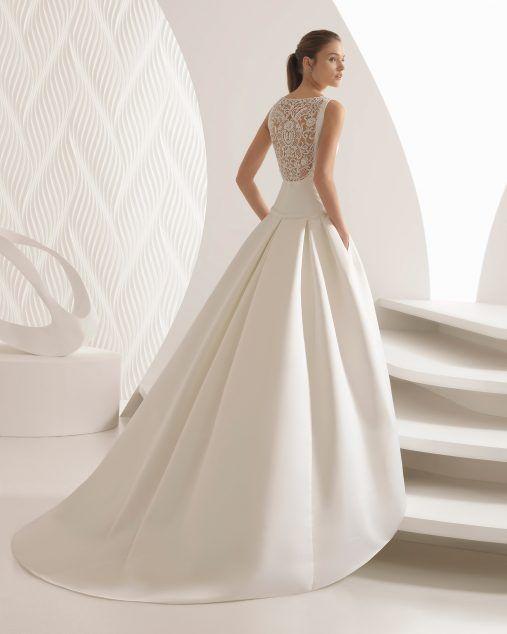 SUCHERGEBNISSE | Rosa Clará | Kleid hochzeit, Brautkleid ...