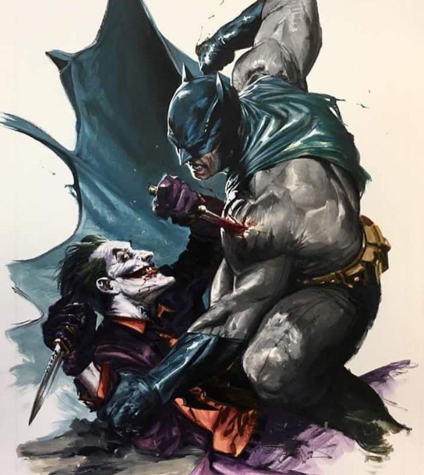 12 k mentions j aime 12 commentaires batman batman - Batman contre joker ...