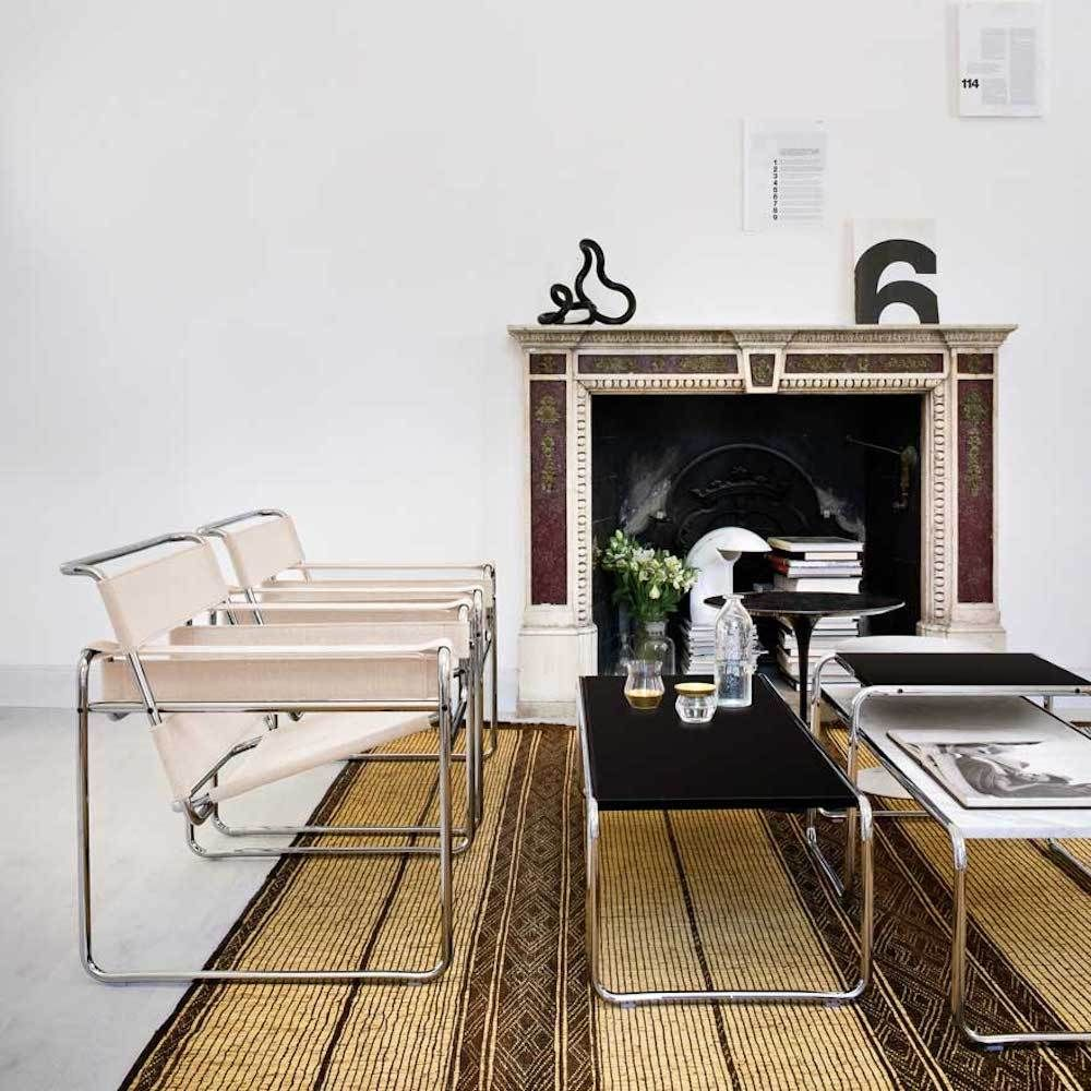 Knoll Wassily Chair By Marcel Breuer Wassily Chair Marcel Breuer Furniture Shop