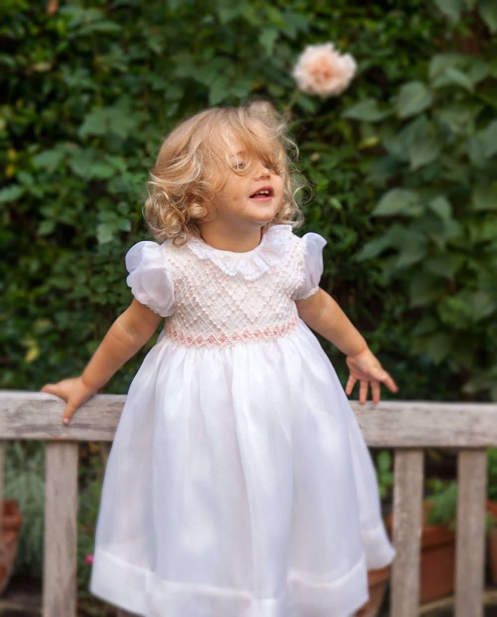 1000  images about Smocked dresses on Pinterest - Party dresses ...