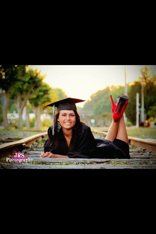Senior Cap & Gown Session | JRS Photography ~Seniors~ | Pinterest ...