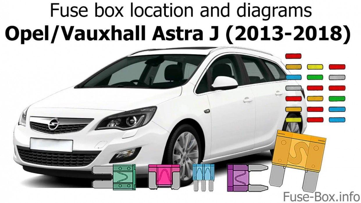 Engine Diagram Vauxhall Astra Gtc Di 2020