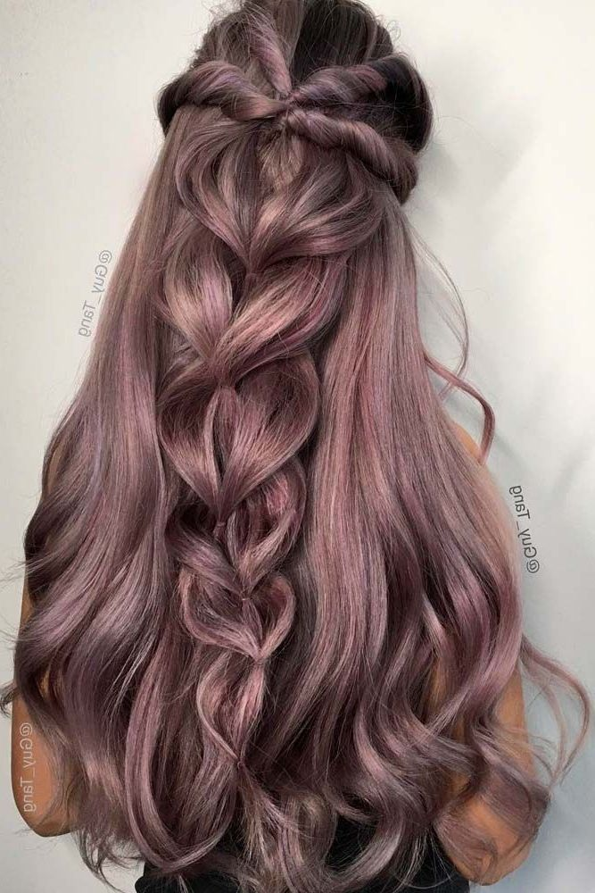 27 Braided Prom Hairstyles For Long Hair That Will Make You Gorgeous Summer Braids Hair Styles Long Hair Styles Hairstyle