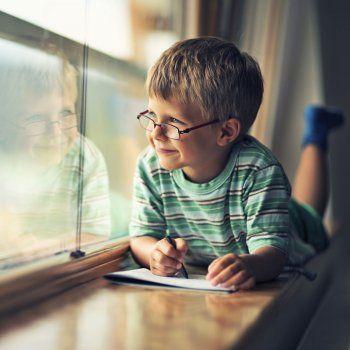 Trucos para enseñar a los niños a hacer una redacción.