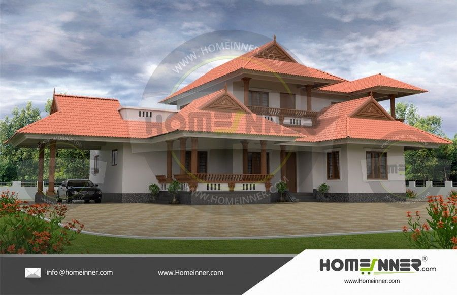 Sq ft kerala traditional bedroom home design also master rh pinterest