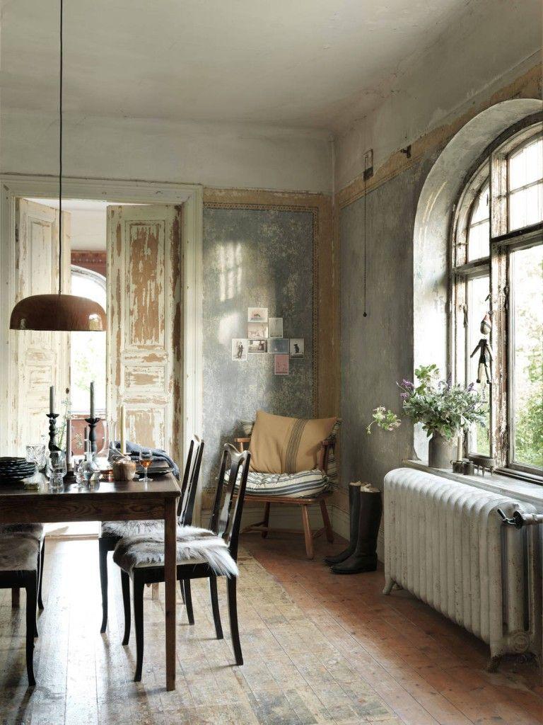 Vintage house interior design petra bindel  interiors industrial and room