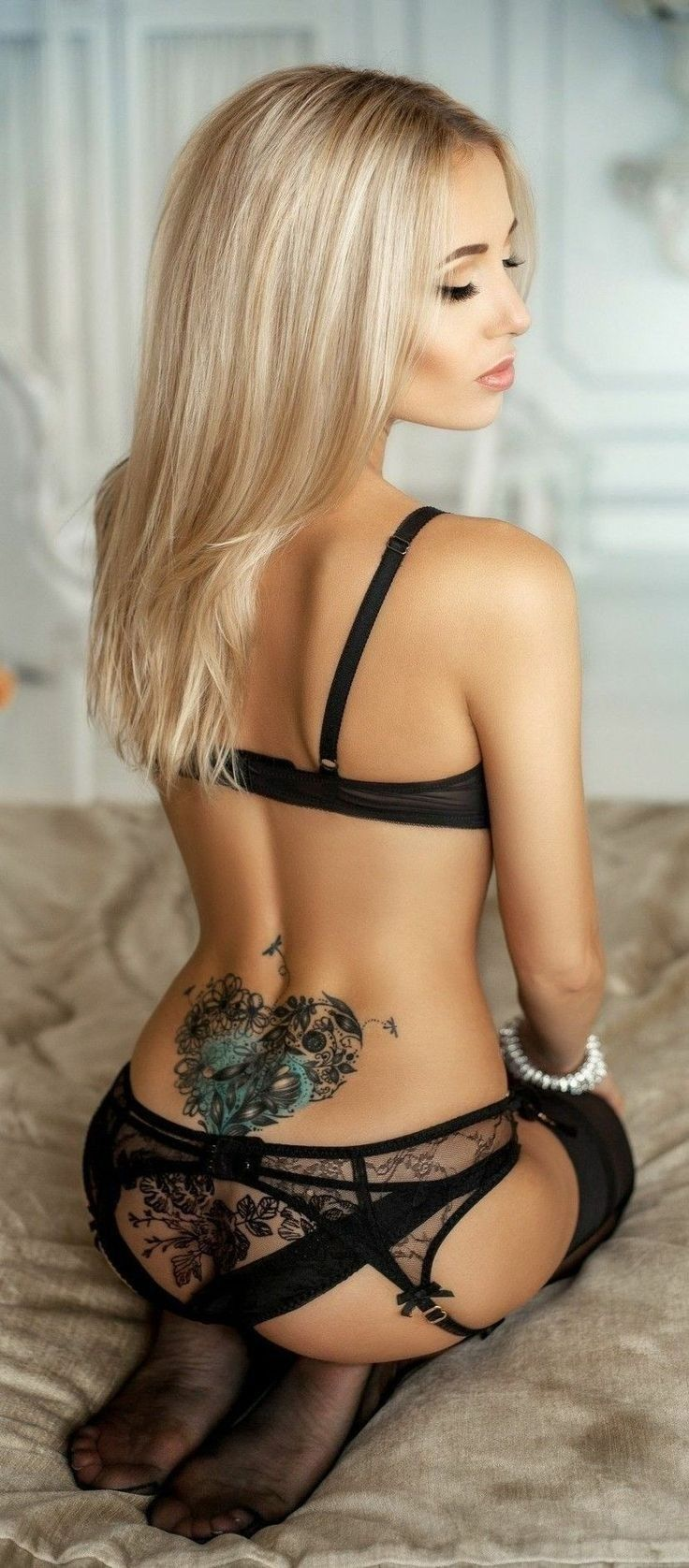 Pin By William Bachman On Blonde Ambition Girl Tattoos