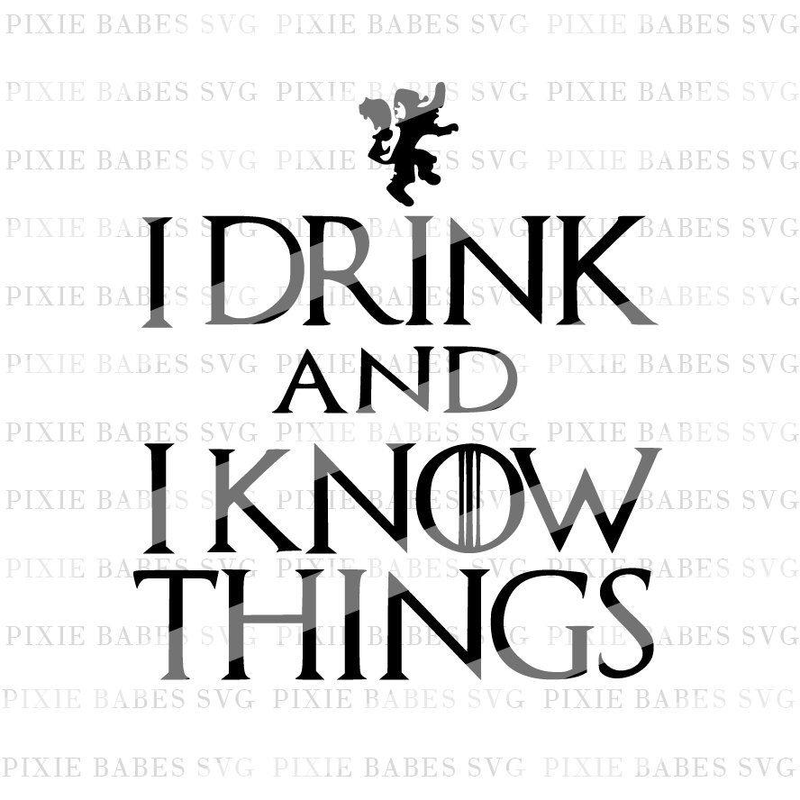 Park Art|My WordPress Blog_I Drink Coffee And I Know Things Shirt