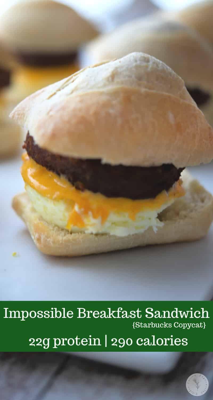 Starbucks Sausage Egg And Cheese Calories : starbucks, sausage, cheese, calories, Breakfasts
