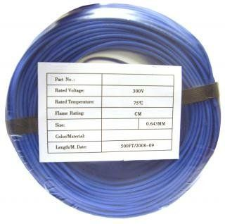 22/2 500 Ft Security Alarm Cable Wire Solid - Speedbag Coil Pack ...