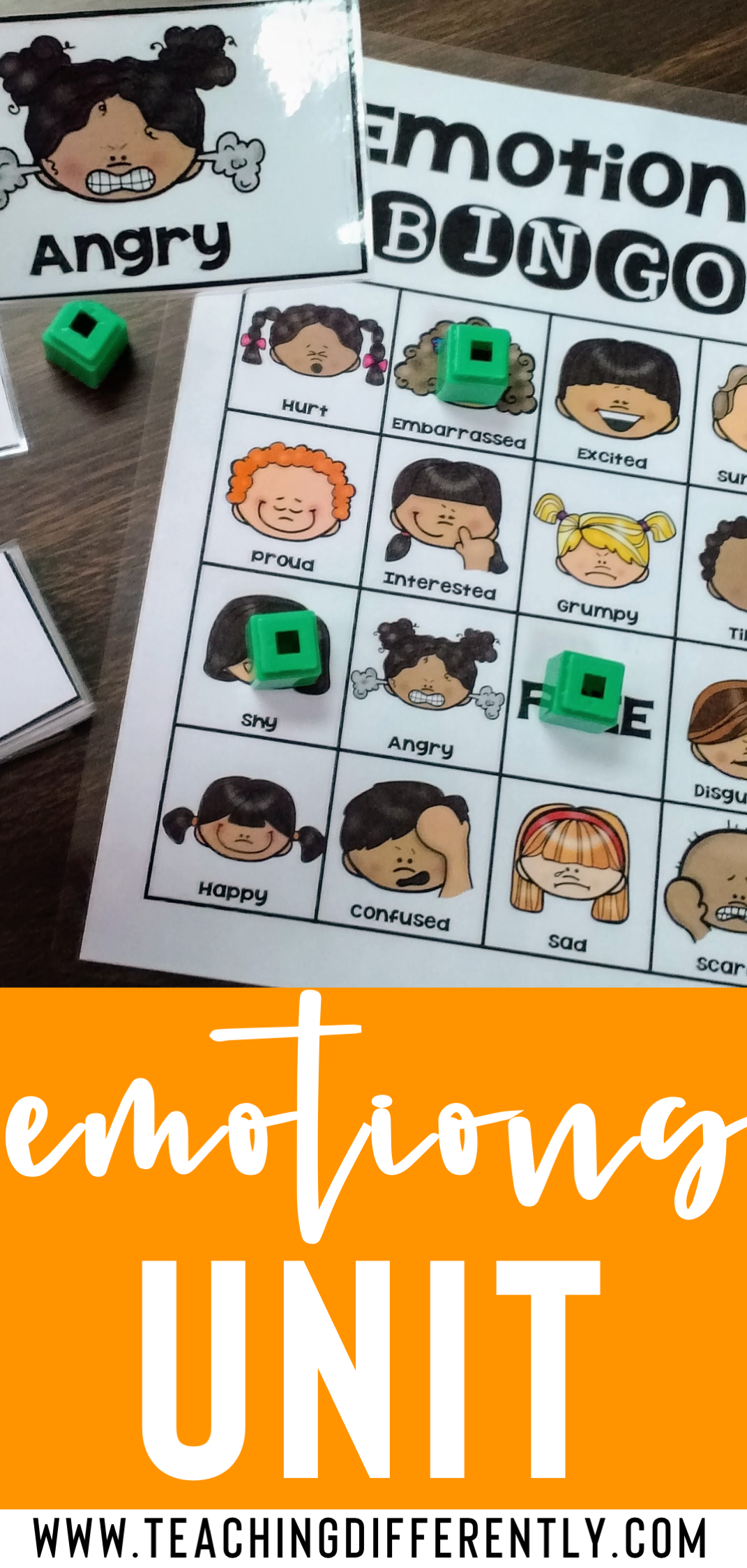 Emotions Unit