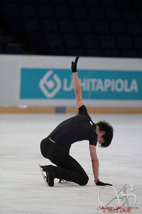 "#Finlandia Trophy ""Finlandia Flash"" and Yuzuru HANYO has landed  https://www.facebook.com/photo.php?fbid=612809922103083&set=a.349141035136641.92268.113697665347647&type=1&theater"