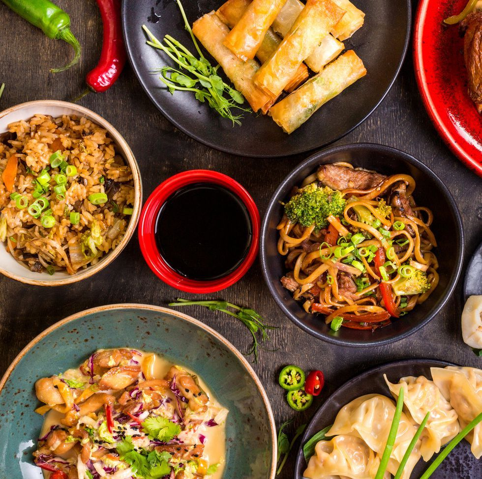 5 Chinese Takeout Swaps That Ll Save You Hundreds Of Calories Best Chinese Food Healthy Chinese Recipes Asian Recipes
