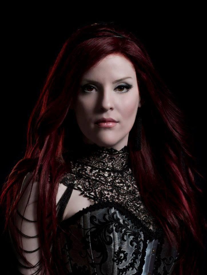 Female Metal Goth Singers Heavy Metal Girl Gothic Metal Band Metal Girl