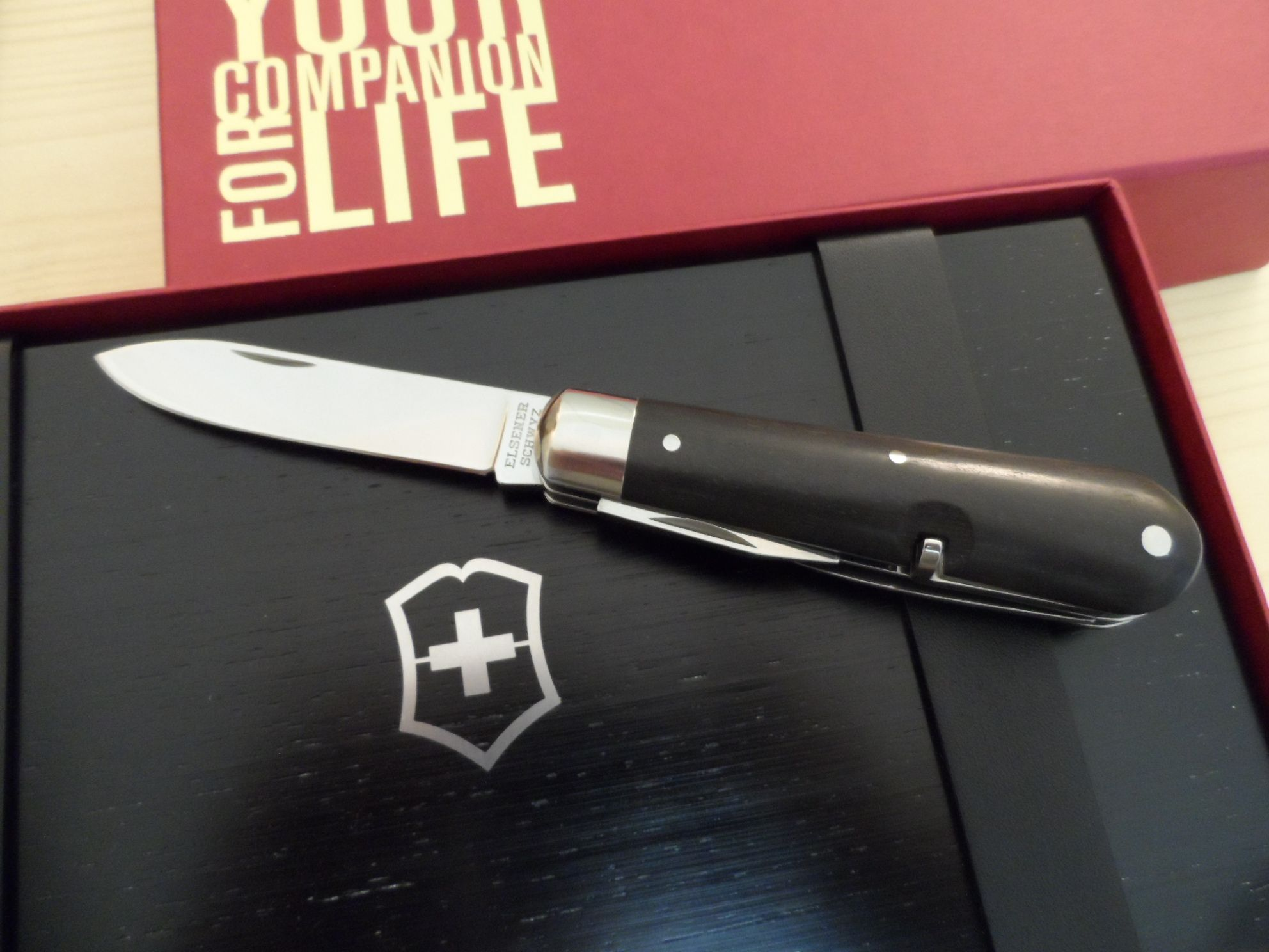Victorinox Original Replica Soldier S Knife 1891