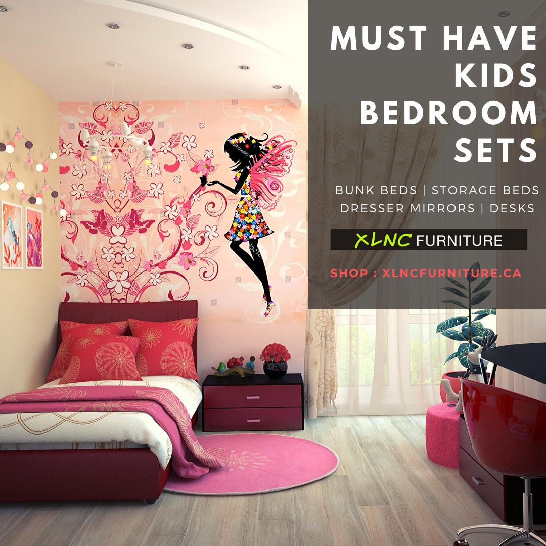 Discounted Quality Kids Bedroom Furniture In Calgary Alberta