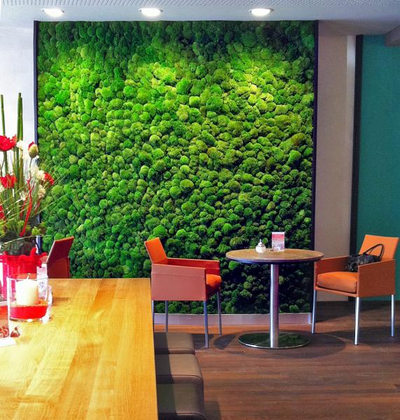 Mrmoos moosw nde evergreen wall from architektur - Wandschmuck wohnzimmer ...