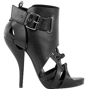 I love them! The Official Blog of Polyvore.com: Bondage Shoes - Love them or Hate them?