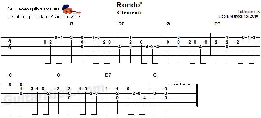 A Groovy Kind Of Love Easy Guitar Tablature Guitar Tabs