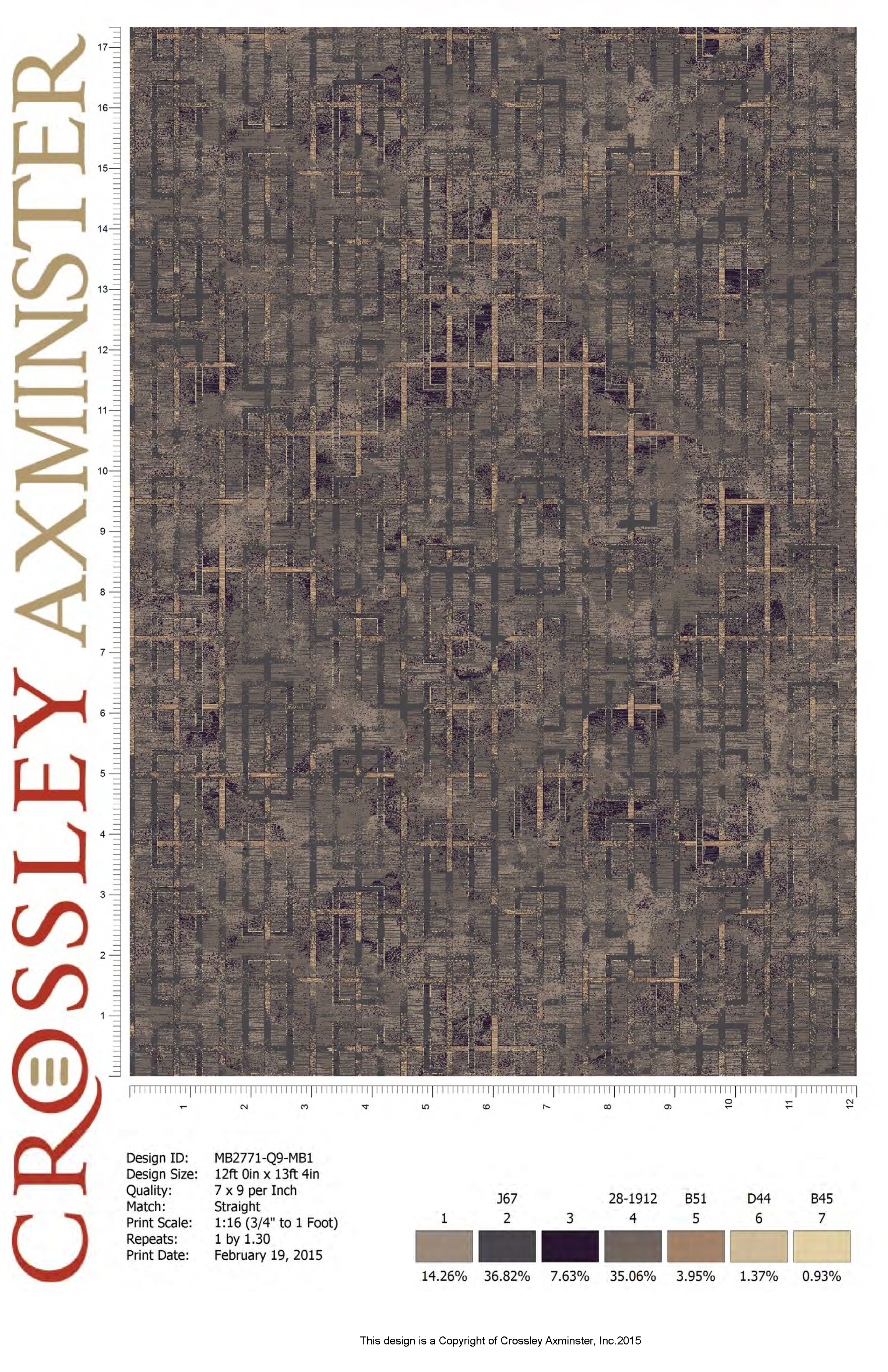 Pin by Andrew Miller on Crossley Axminster Patterns
