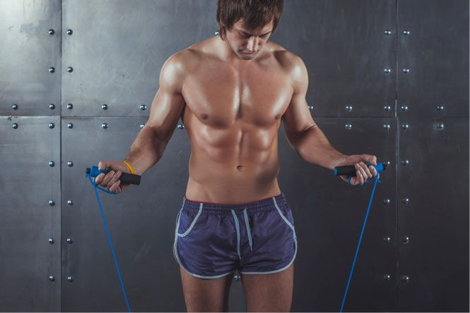 Corde a sauter musculation | Style | Musculation, Exercice ...