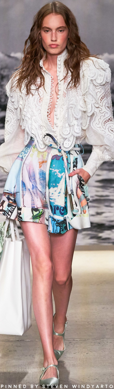 Zimmermann Spring 2020 Ready-to-Wear Fashion Show