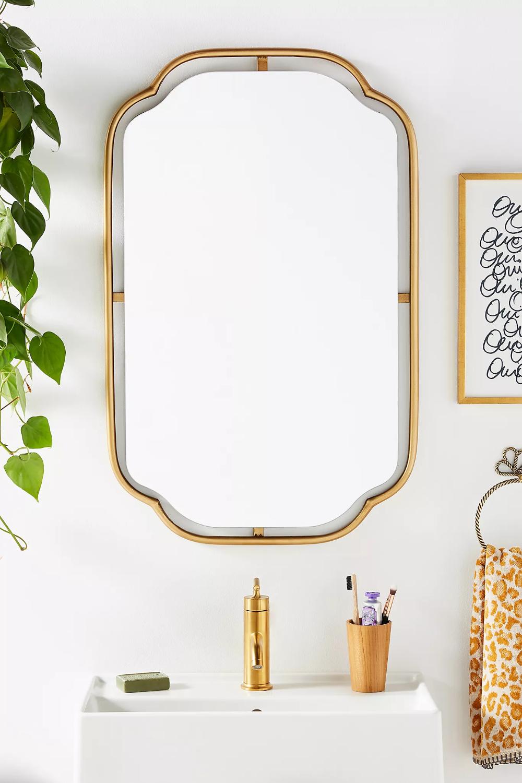 Perla Mirror Mirror Decor Vintage Bathroom Mirrors Mirror [ 1500 x 1000 Pixel ]