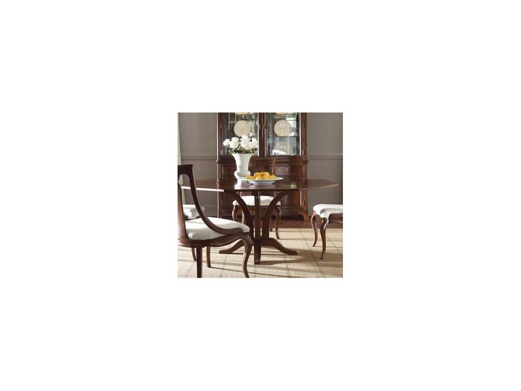 American Drew Dining Room Square Dining Table 091 761   Darbyu0027s Big  Furniture   Lawton