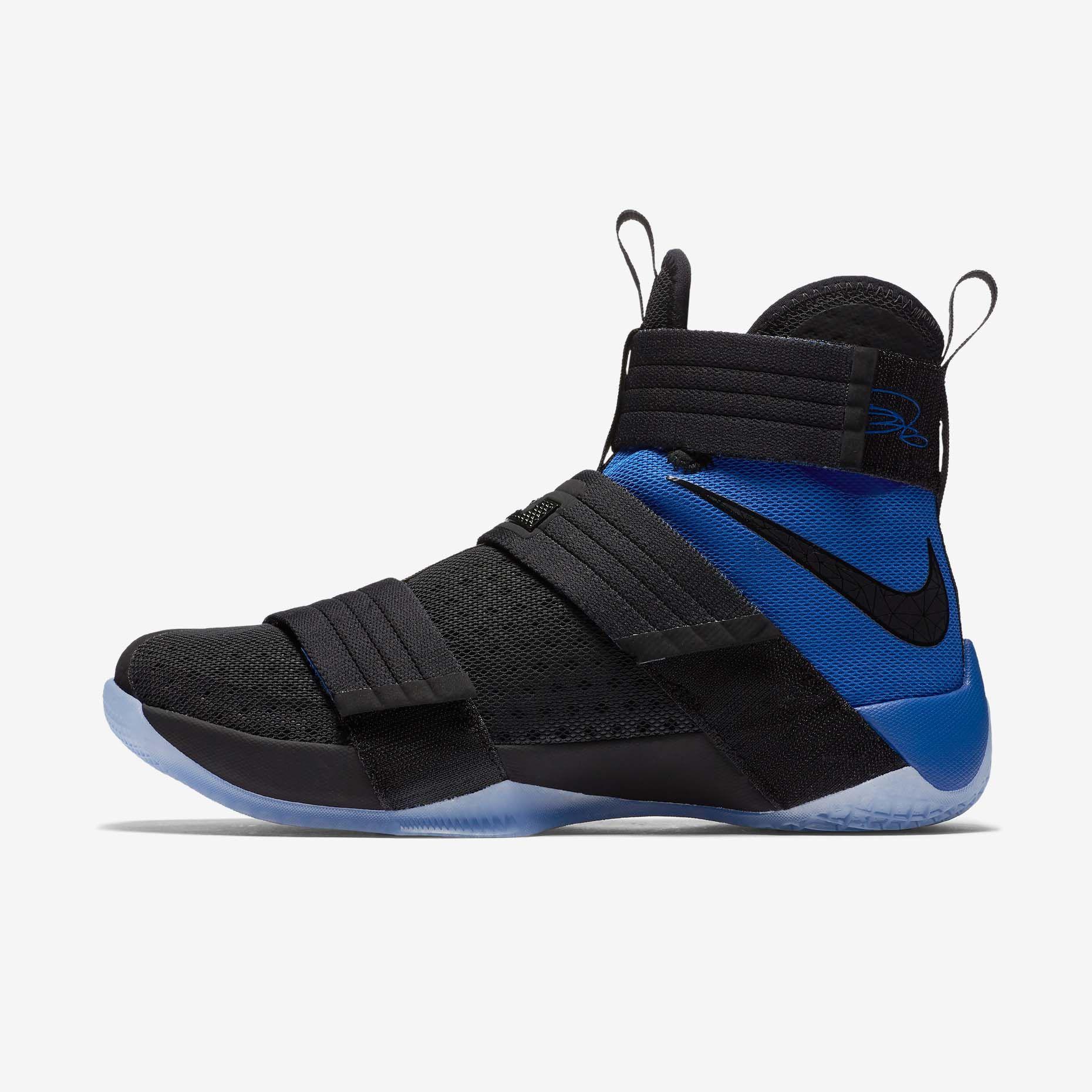 be4ae8ba155 Кроссовки для баскетбола Nike LEBRON SOLDIER 10 SFG