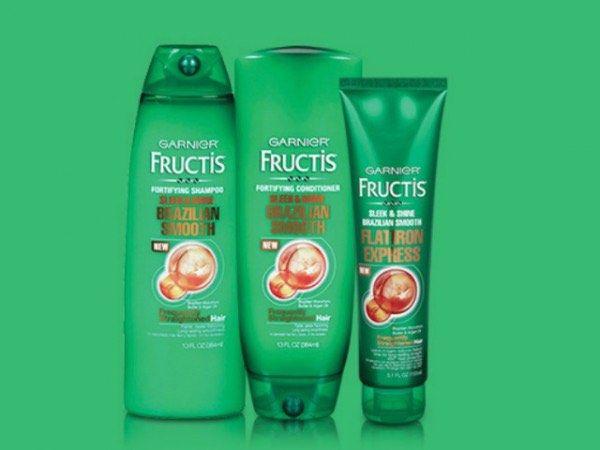 Free Samples Of Garnier Fructis Brazilian Smooth Hair Care