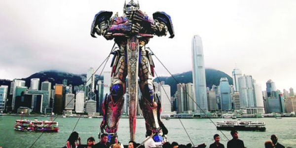 Chinese Company Operating Area Where Transformers Was FilmedPlans to Sue Makers - The Chongqing Wulong Karst Tourism Co. Ltd. which operates a scenic landscape area in southwest China featured in Transformers: Age of Extinction said in a statement sent to The