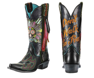 Top 3 Most Unusual Ariat Boots | Allens Boot Blog | Keep Austin ...