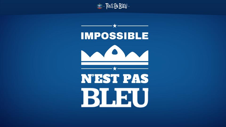 Je viens de soutenir l'Equipe de France en participant à la plus grande banderole de supporters ! Et toi ? Crée ton message et tente de gagner un voyage au Brésil. #Tousfansdesbleus