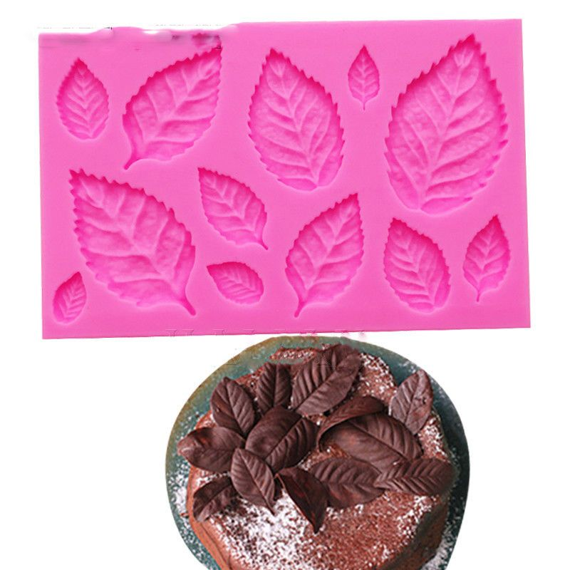 3D Chocolate Mould Dog Shaped Mold Cooking Festival Silicone Cake Decorating YS
