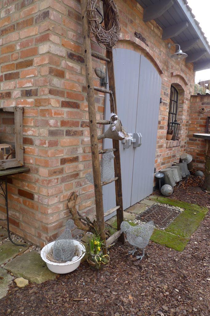 Gartenhaus Archive   Karin Urban   Natural STyle | Gartenhaus | Pinterest |  Gartenhäuser, Hasendraht Und Draht