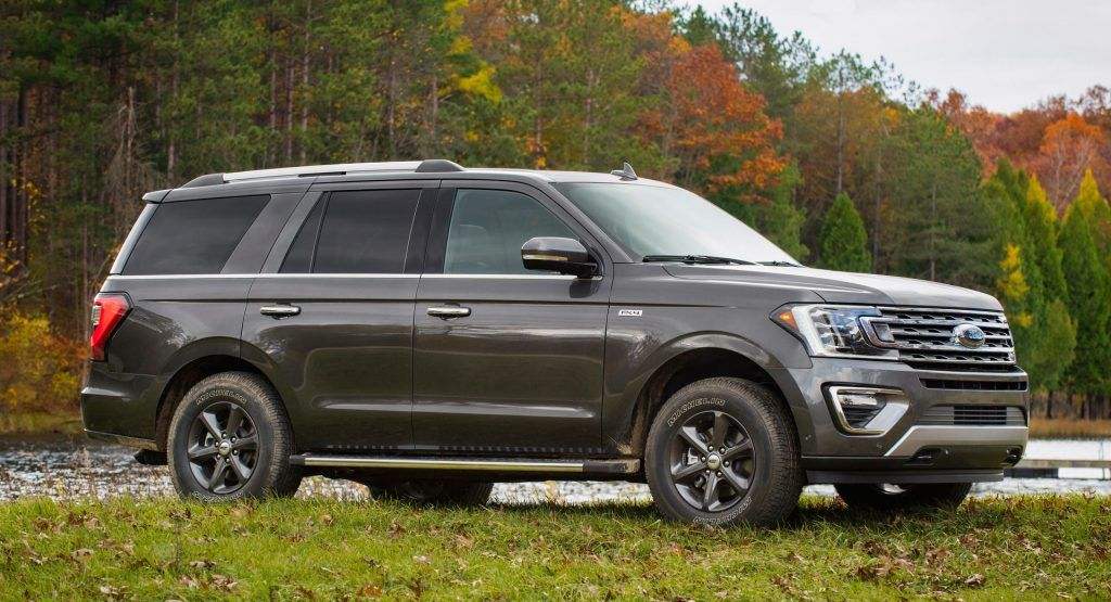2020 Ford Expedition Limited Gets Fx4 Off Road Package Available